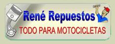 Venta de Respuestos y Accesorios para Motocicletas